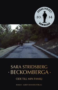 Beckomberga, Sara Stridsberg