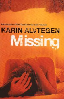 Missing. Karin Alvtegen