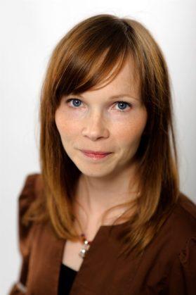 Ann-Helen Laestadius. Foto: Stefan Tell